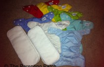Expanding My Cloth Diaper Stash Again: FuzziBunz and Happy Heinys
