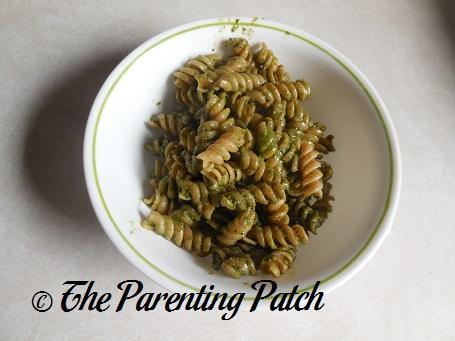 Pesto (No Pine Nuts)
