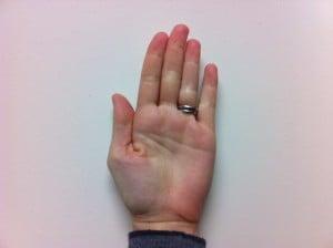 Flat Hand