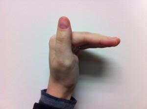 Bent Hand