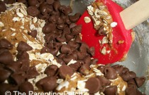 Baking Lactation Cookies: Wordless Wednesday