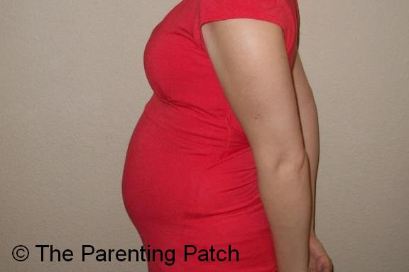 how big is your baby bump week 14 of pregnancy