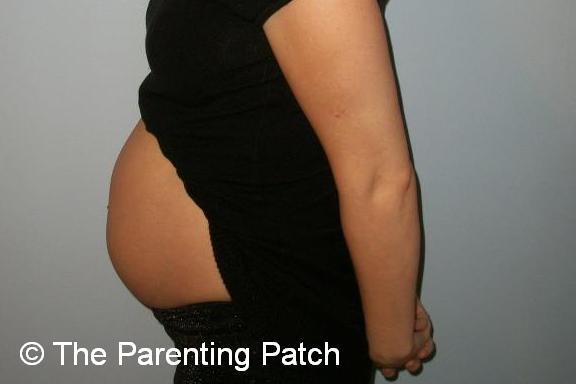 Baby Bump Week 15 of Pregnancy 1