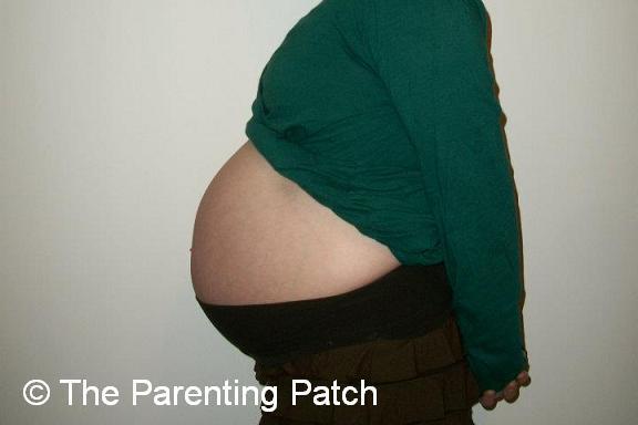 Baby Bump Week 29 of Pregnancy 1