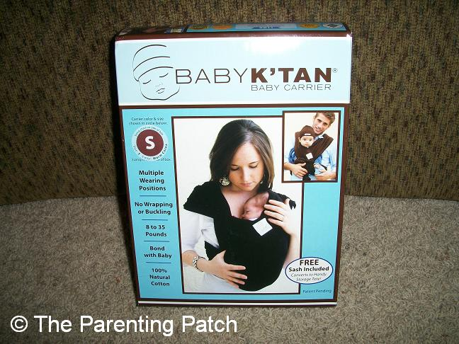Adventures In Babywearing Baby K Tan Review Parenting Patch