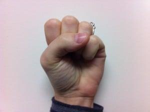 S Fist