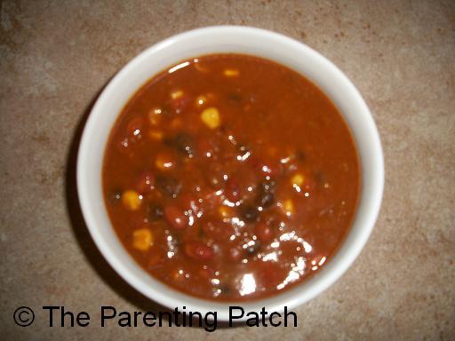 Pumpkin Taco Chili
