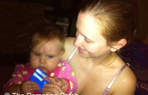 My Infant Daughter Loves My Credit Cards and I Think It's the Perfect Learning Experience