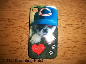 Dog Photo BASIC iPhone Case