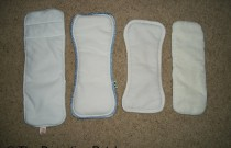 Cloth Diaper Insert Absorbency: Comparing Best Bottom Stay Dry, Flip Stay Dry, and Microfiber Inserts