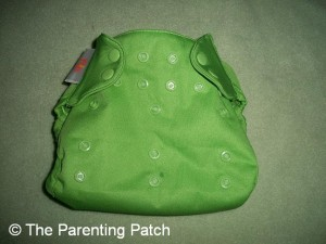 Flip Diaper Cover in Ribbit