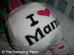 I ♥ Mama Alva Baby Leggings