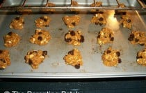 Baking Lactation Cookies: Wordless Wednesday Weekend Edition