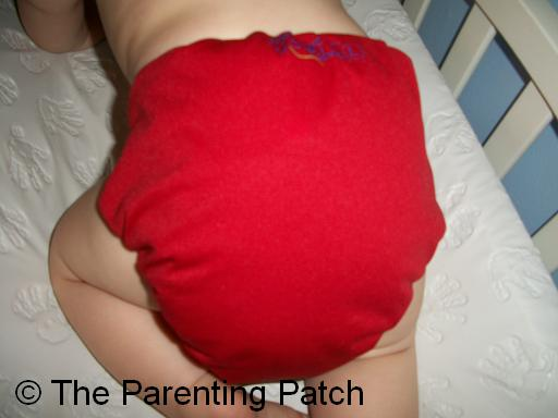 Ladybug Snap 'n Wraps Hybrid Shell by Rainforest Babies 6