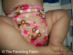 Pink Monkey Alva Baby N Series Cloth Diaper 6