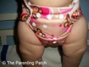 Pink Monkey Alva Baby N Series Cloth Diaper 8