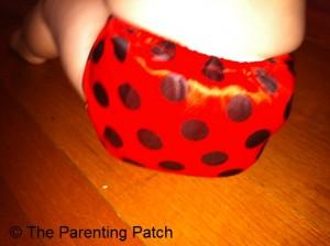 Ladybug Bamboo Alva Baby Cloth Diaper 12