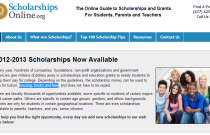 Find Scholarships and Education Grants with Scholarships Online
