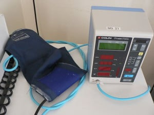 Automatic Blood Pressure Meter