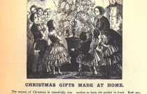 Victorian Christmas Gifts Made at Home: Day 7 of 25 Days of Christmas