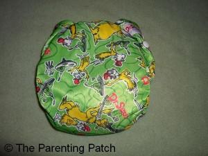 Green Eggs and Ham Bumkins Cloth Diaper 2