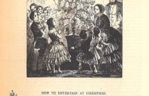 A Victorian Guide to Entertaining at Christmas: Day 11 of 25 Days of Christmas