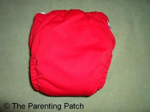 Watermelon FuzziBunz Cloth Diaper 2