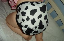 Moo-licious Best Bottom: Daily Diaper