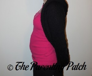Heather Pregnant 4 Weeks 5 Days