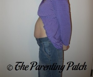 Heather Pregnant 11 Weeks 2 Days
