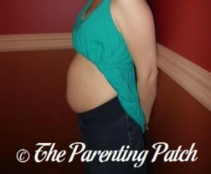Heather Pregnant 13 Weeks 3 Days