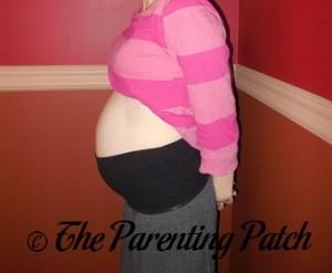 Heather Pregnant 15 Weeks 2 Days