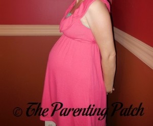 Heather Pregnant 22 Weeks 2 Days