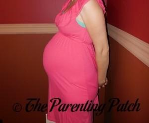 Heather Pregnant 24 Weeks 2 Days