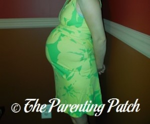 Heather Pregnant 26 Weeks 3 Days