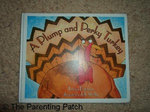Cover of A Plump and Perky Turkey