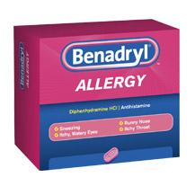 Benadryl