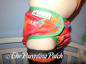 Totally Tie Dye Best Bottom Diapers 3