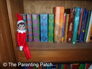 The Elf on the Bookshelf