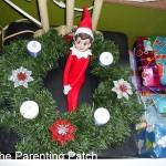 The Elf on the Advent Wreath