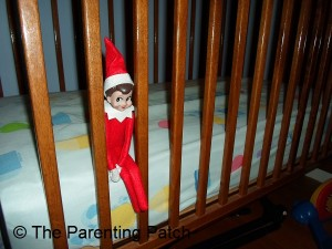 The Elf in the Crib
