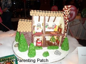 Gingerbread Doll House 2