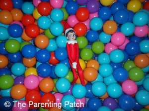 The Elf in the Ball Pit