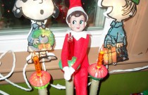 The Elf with the Bubble Lights: The Elf on the Shelf Day 21