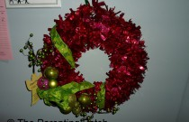 Christmas Wreaths: Day 22 of 25 Days of Christmas
