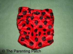 Ladybug WolbyBug Cloth Diaper 1