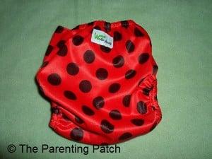 Ladybug WolbyBug Cloth Diaper 2