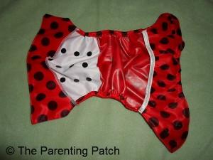 Ladybug WolbyBug Cloth Diaper 3