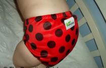 Ladybug WolbyBug: Daily Diaper