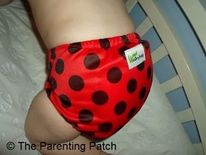 Ladybug WolbyBug Cloth Diaper 6